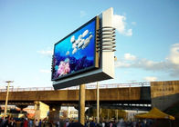 High Brightness Outdoor LED Billboard 8000CD P14 Advertising Screen Display