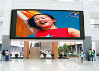 High Resolution Outdoor Full Color LED Display Waterproof P5 For Supermarkets