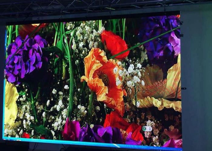 SMD P5 Front Service LED Display Wall 1R1G1B Full Color Indoor LED Video Screen